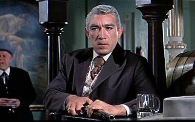 Anthony Quinn as Tom Morgan in Warlock (1959)