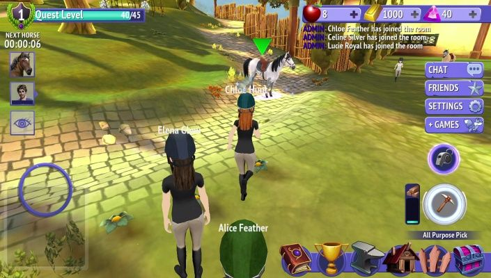 Horse Riding Tales Is A Free Android New Action Adventure