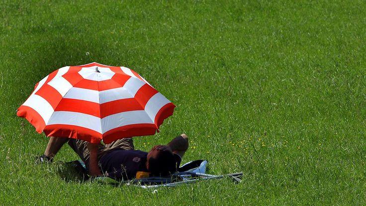 Bewölkter Start in den Tag: Sommer verlängert sein Gastspiel