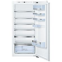 Wanted a tall built-in larder fridge with a freezer to match.