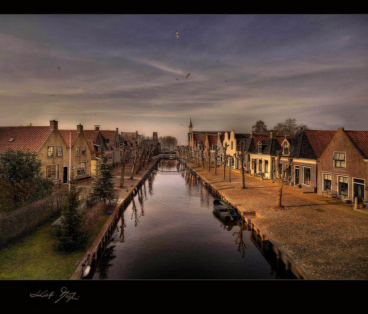 Sloten / Friesland   The Netherlands