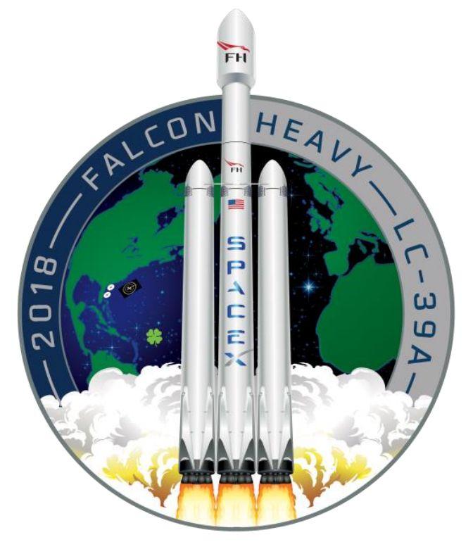Falcon Heavy presskit