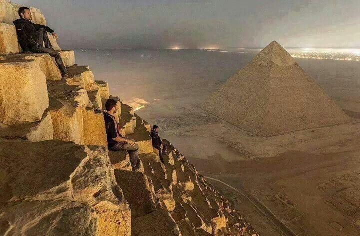 Piramidi - Egitto