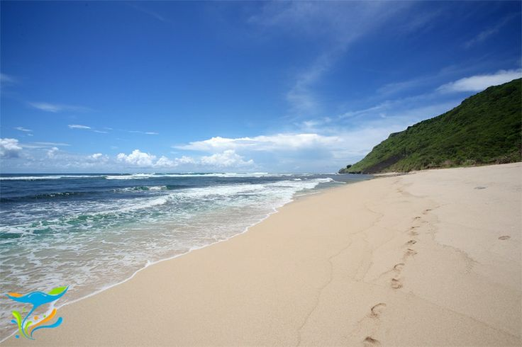 Another pristine beach