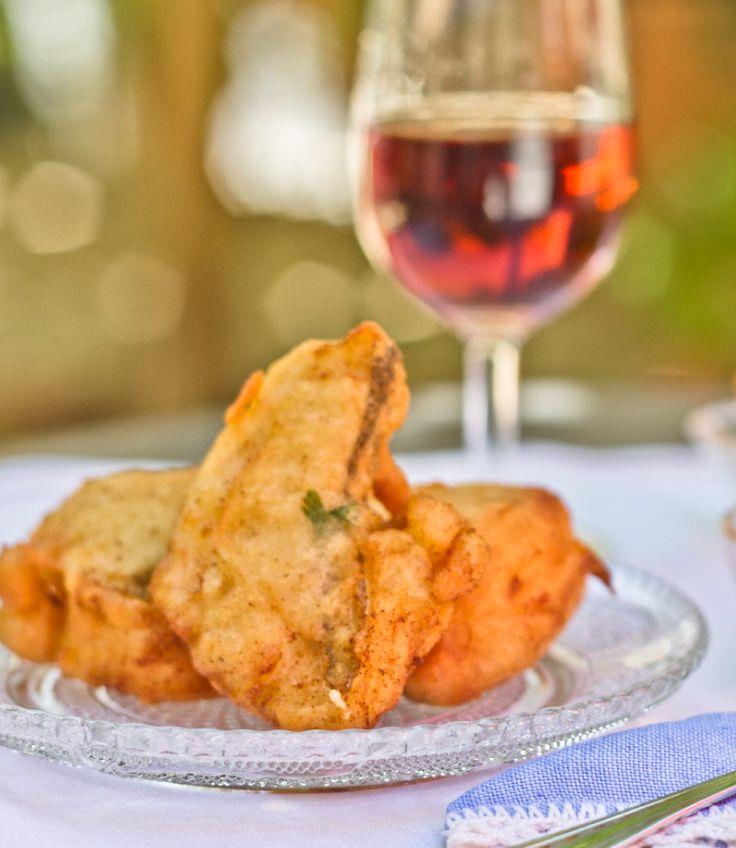 #receta PAVIAS DE BACALAO #tradicional #vigilia #SemanaSanta #bacalao