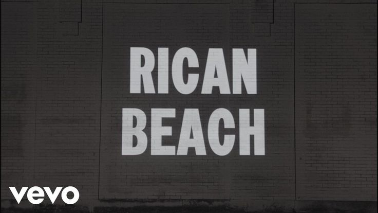 Hurray For The Riff Raff - Rican Beach (Official Lyric Video)