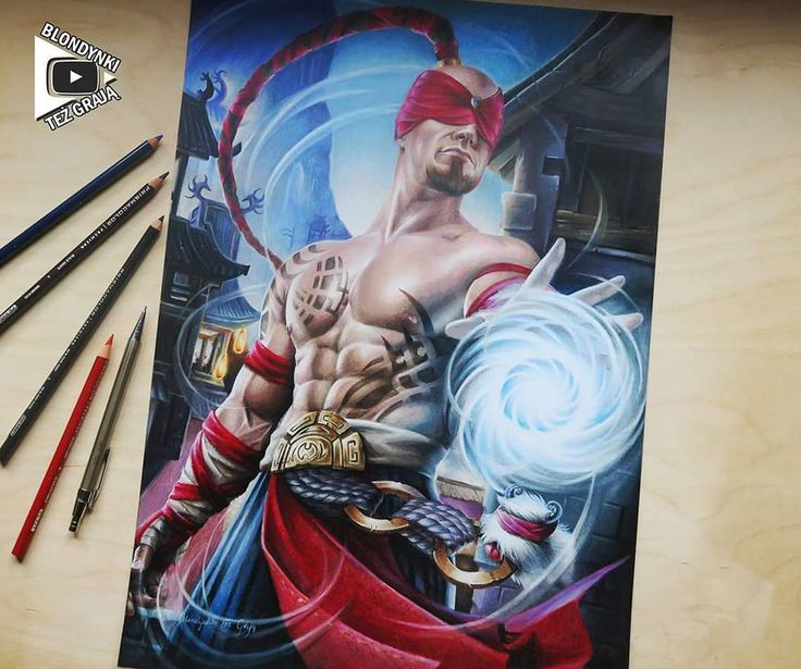 Lee Sin drawing finished! Hope you will like our newest #LEAGUEOFLEGENDS #fanart! Tag 3 friends for a chance to win a poster! #drawing #draw #sketch #sketching #sketches #sketchaday #riotgames #leagueoflegendscosplay #lolcosplay #Leaguecosplay #ahri #overwatch #katarina #League_of_legends #leagueoflegendsmemes #leagueoflegendsfanart #leagueoflegendsart #kled #lolmemes #riot #rito #games #leesin http://unirazzi.com/ipost/1492836360200144267/?code=BS3nsKdhEWL