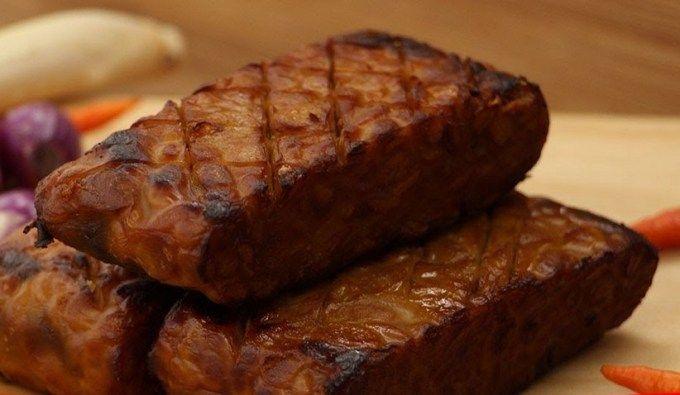 Cara Membuat Dan Resep Tempe Bacem Manis Gurih Makanan Resep Tempe Resep