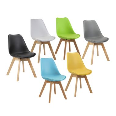 The Ask dining chair range have become one of our most popular items. It might be the influence of Norwegian design, the impressive colour or the new sale price either way, we love these chairs as much as you do! #daregallery #designerfurniture #contemporaryfurniture  http://www.daregallery.com.au/ask-dining-chair/