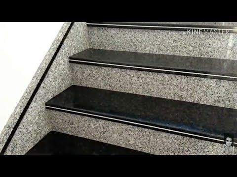 Marble Stair Desgine Marble Steps Youtube In 2020 Marble Stairs Staircase Railing Design Stairs Tiles Design