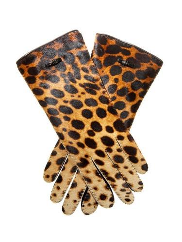 ~` leopard gloves `~