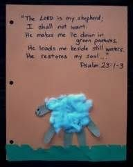 Sunday School, Childrens Church, #ToddlerCraft #BibleCraft #lamb