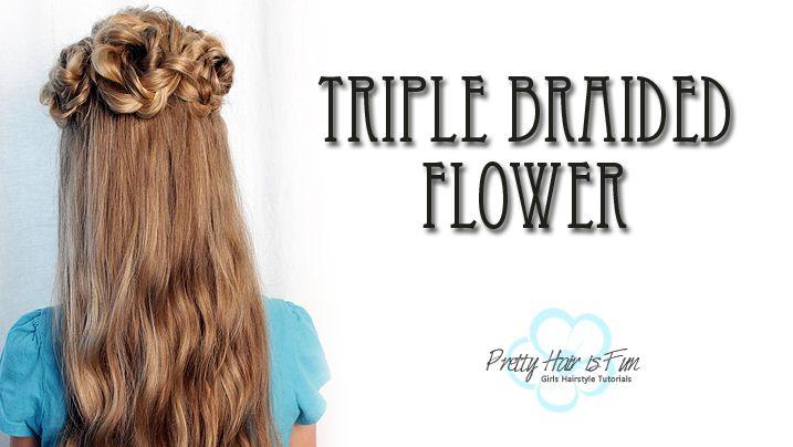 [eingebetteten Inhalt]    Versuchen Sie, diese einfache Haar-Hälfte-up Frisur, mit drei geflochtenen Blumen-Brötchen! Diese Frisur ist ideal für Abschlussball oder Heimkehr oder eine formelle Anlass oder auch nur für die Schule morgen!  Hier ist, was wir verwendet, um dies zu tun dem Gegner eine... - #2017, #Blume, #Braids, #DieHälfte, #Dreifach, #Friseur, #Frisur, #Frisuren, #Haar, #HaarDesign, #Haare, #Haaren, #Ziemlich