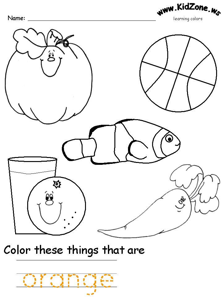 18 best Preschool images on Pinterest | Preschool colors ...
