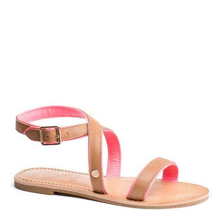 Pastel Sling Back Flatform, Sneakers Basses Femme, Blanc (White 100), 41 EUTommy Hilfiger