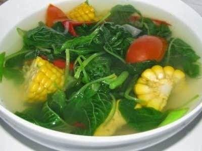 Resep Sayur Bening Bayam - Anda mau tahu tips atau cara membuat sayur bening bayam yang enak dan gurih, masuk sini.