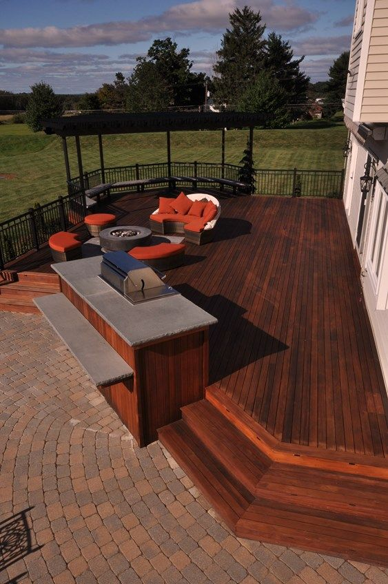 Decks.com. Ipe' Deck in Flemington NJ - Picture 1335