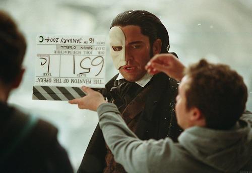 Gerard Butler - phantom of the opera