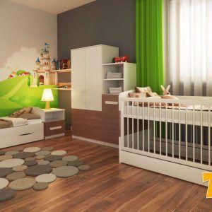 Kaméleon Bútrocsalád - képek - TODI Gyerekbútor #szoba #baby #babavárás #terhesség