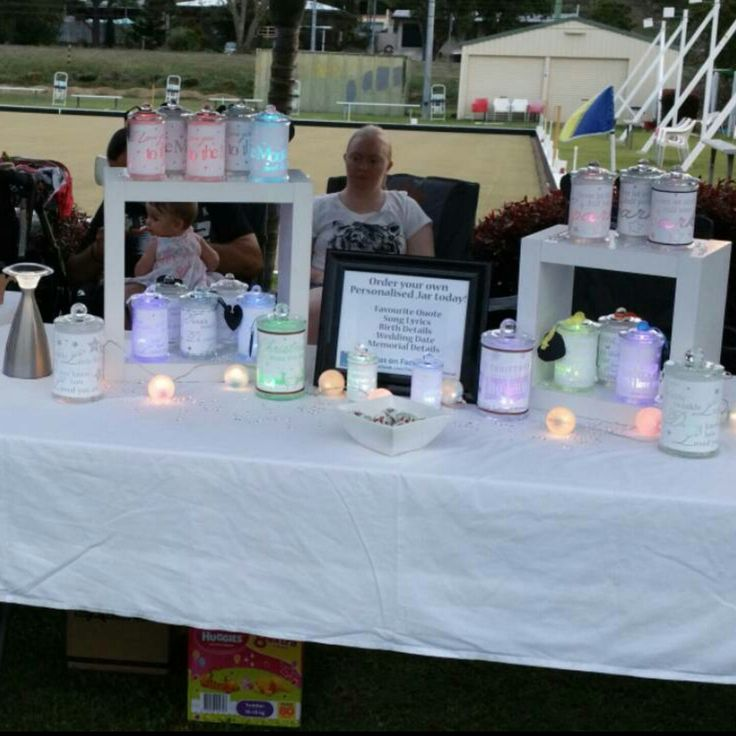 This was our first market last week