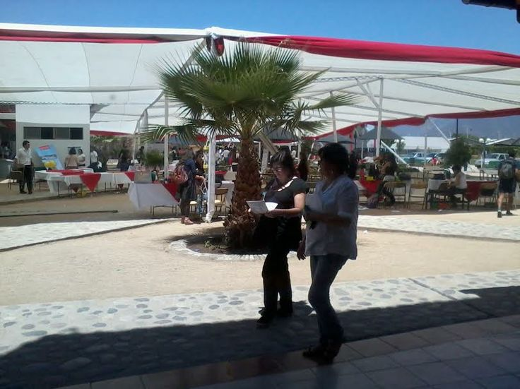 Feria de emprendimiento en Sede Melipilla.