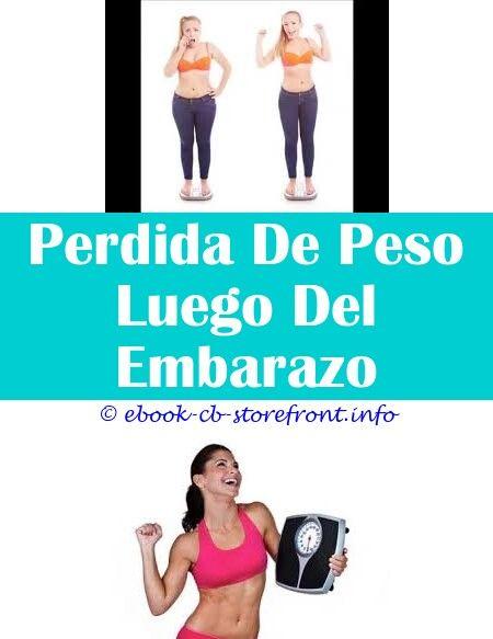 Dieta para bajar de peso en 1 mes de embarazo