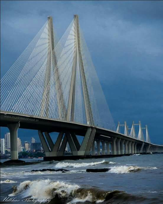 essay on bandra worli sea link The bandra-worli sea link, also officially the rajiv gandhi sea link, is a cable-stayed bridge with pre-stressed concrete viaduct approaches, which links bandra and the western suburbs of mumbai with worli and central mumbai, and is the first phase of the proposed west island freeway system.