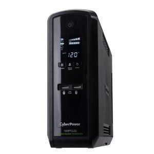 CyberPower CP1500PFCLCD UPS 1500VA 900W PFC Compatible Pure Sine Wave (Electronics)  http://www.1-in-30.com/crt.php?p=B00429N19W  B00429N19W