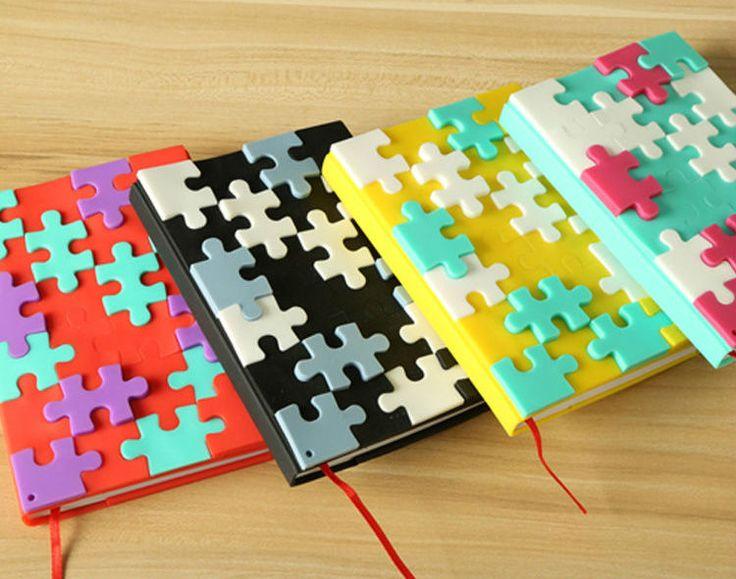 Puzzle Notebook - Flintstop.com @ Rs.400