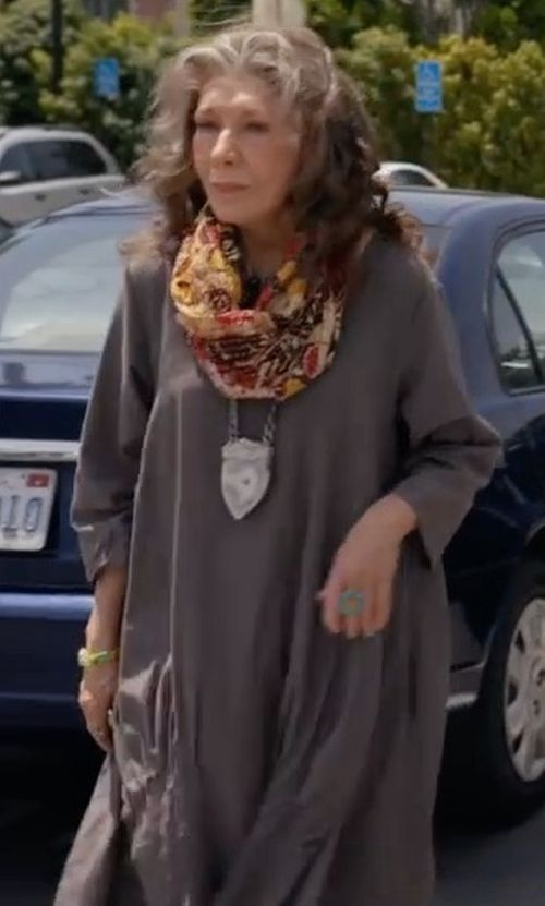 Identify clothing, style and locations from Grace and Frankie. TheTake is your source for products and locations seen on TV.