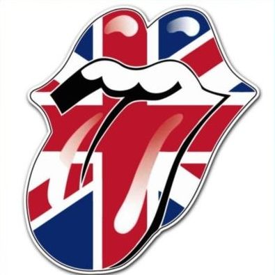 Rolling Stones Logo Collection by Biesiada