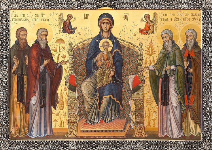 Иконы Александра Лавданского 2 - Журнал некорректного изографа (фарисея и сноба по совместительству)