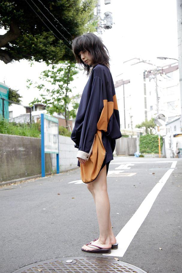 【STREET EDITORIAL】ka na ta   Merii   Model   ストリートエディトリアル   原宿(東京)  