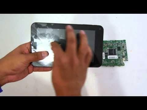 Revision y reparacion de 14 tablets con diferentes fallas , 4 de 5 curso gratis tablet - YouTube