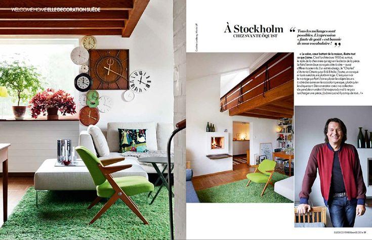 Teak, grönt, grått? Bokhyllan med färger, teakmöbel tv, grön fåtölj, grå, grön, vit kudde soffa?