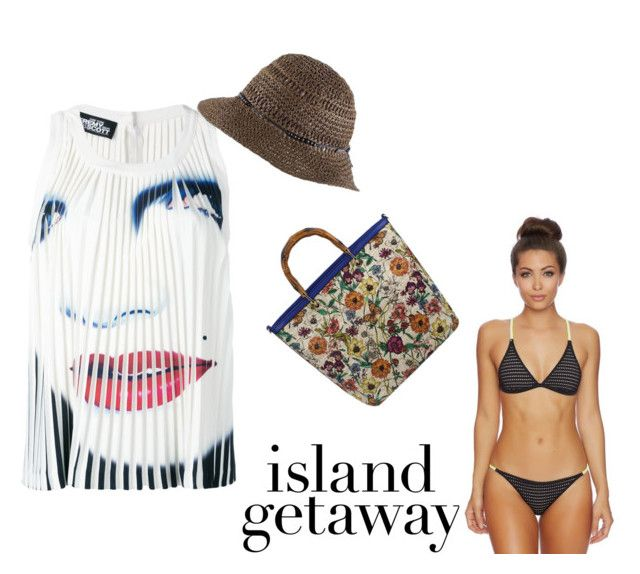 hat - http://bit.ly/2ni6jzG bag - http://bit.ly/2ncfkgZ bikini bottom - http://bit.ly/2mOUoLZ dress - http://bit.ly/2mOymZR