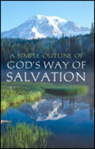 A Simple Outline of God's Way of Salvation | Tracts | Crossway