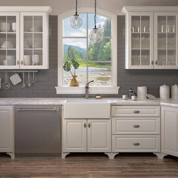 """Surrey 30"""" Fireclay Farmhouse Kitchen Sink In 2019"""