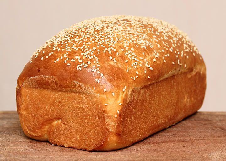 Белый молочный хлеб безопарным способом