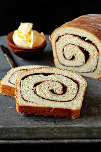 Post image for Cinnamon Swirl Bread