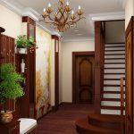 Интерьер прихожей в частном доме: входная зона и особенности