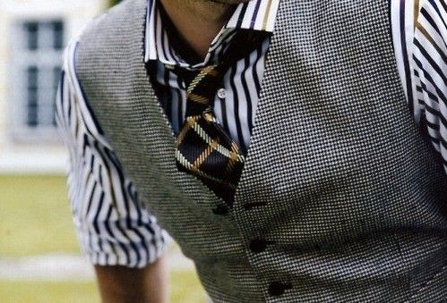 //: Men Clothing, Guys Style, Mixed Patterns, Men Style, Men Fashion, Black White, Stripes Shirts, Dreams Boards, Patterns Mixed