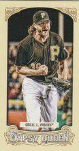 2014 Gypsy Queen Mini Base #88 Jason Grilli Pittsburgh Pirates