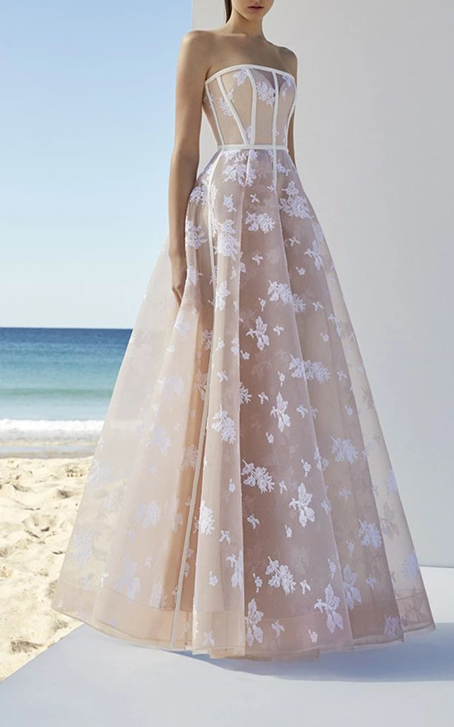 Mason Gown by ALEX PERRY for Preorder on Moda Operandi