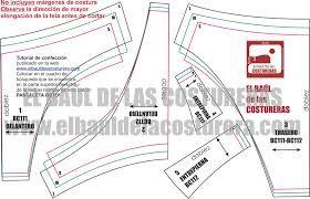 Resultado de imagen para patrones de ropa interior para imprimir