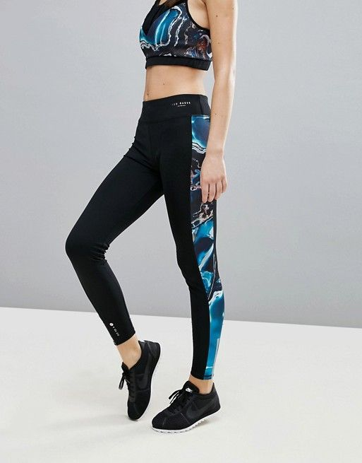 Ted Baker Fit to a T Blue Lagoon Legging