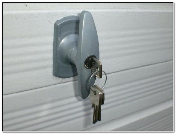 Lm 841 Lm Auto Garage Door Lock Garage Door Lock Affordable Garage Doors Garage Door Security