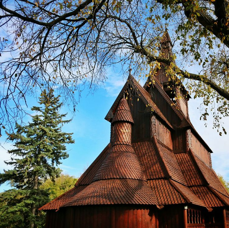 10 Day Minnesotans at the Hjemkomst Center, a full-scale replica of the Hopperstad Church in Vik, Norway, located in Moorhead, MN. Click to see more from world-renowned travelers as they road-trip through Minnesota. #OnlyinMN