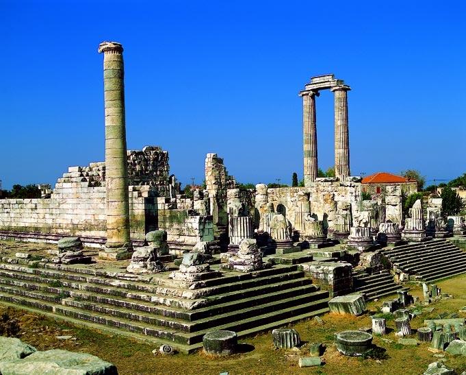Apollon Temple / Aydın city / Aegean / Turkey