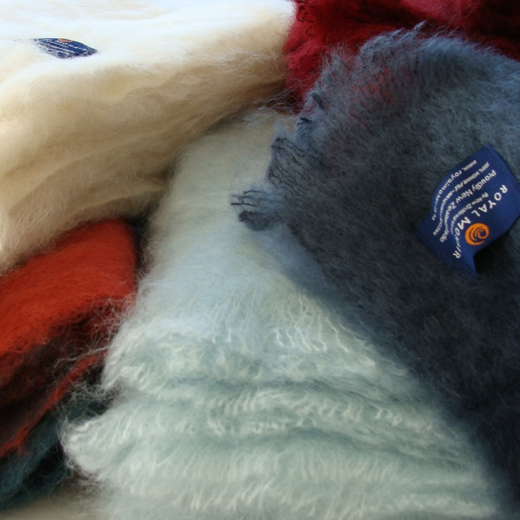 Snuggle under 100% NZ mohair blankets http://www.newzealandshowcase.com/productdetails.cfm/productid/105
